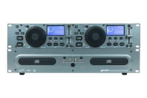 Gemini CDX-2250I CD/USB Media Player by Gemini