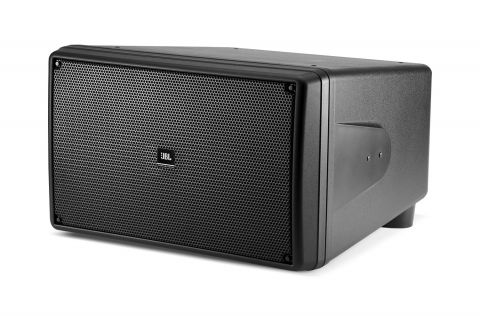 """CONTROL SB2210 Dual 10"""" Compact Subwoofer by JBL"""
