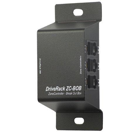 DBX ZC-BOB Breakout Box for DriveRack and ZonePro by DBX