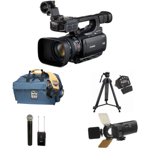 ENG All in One gear package by Canon