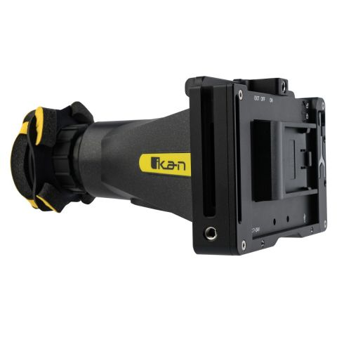 """Ikan EVF50-KIT 5"""" 4K Support HDMI EVF Monitor Kit w/ Canon E6 Battery Plate by Ikan"""