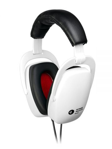 Direct Sound EX-29 Extreme Noise Isolation Headphones White by N/A