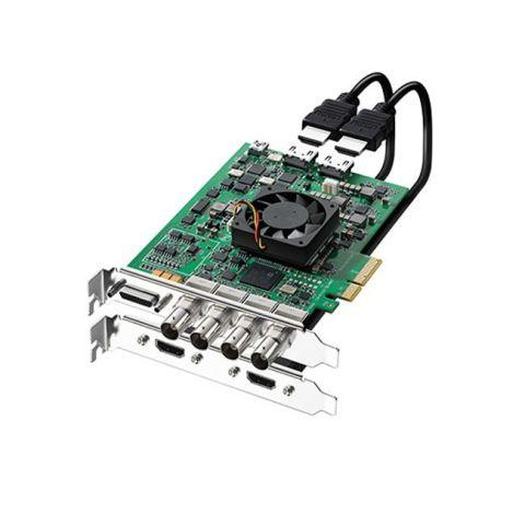 Blackmagic Design BDLKHDEXTR4KHDMI2 DeckLink 4K Extreme 12G - HDMI 2.0 by Blackmagic Design