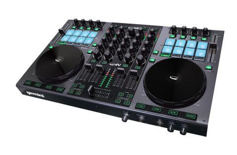 Gemini G4V 4-Channel Virtual DJ Controller by Gemini