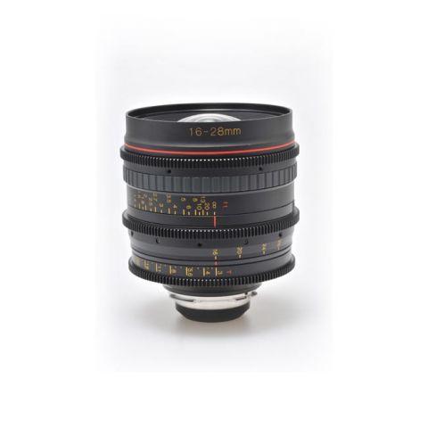 Tokina Cinema Vista 16-28mm II T3 Wide-Angle Zoom Lens (MFT Mount, Focus Scale in Feet) by Tokina