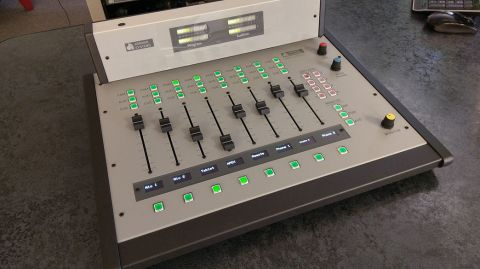 Arrakis Systems DARC Surface 8 Digital Broadcast Console (DARC Virtual software & Dante audio sources required) by Arrakis Systems