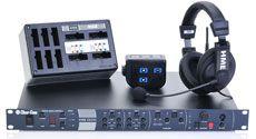 Clear-Com DX210-CZ11513 Wireless Intercom w/ 5 HS15 headsets by Clear-Com