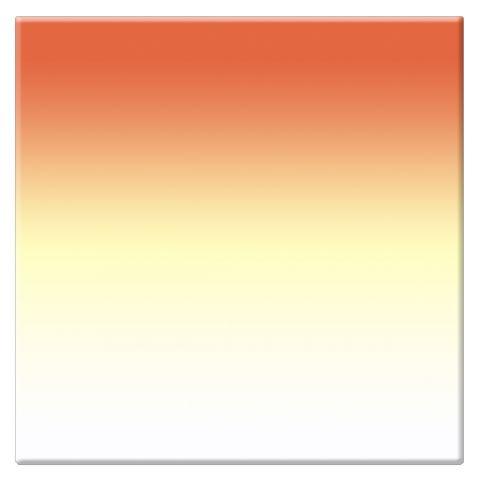 "Tiffen 4 x 4"" Graduated Sunset 3 Filter by Tiffen"