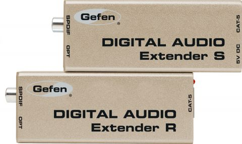 GEFEN EXT-DIGAUD-141 Digital Audio Extender by Gefen