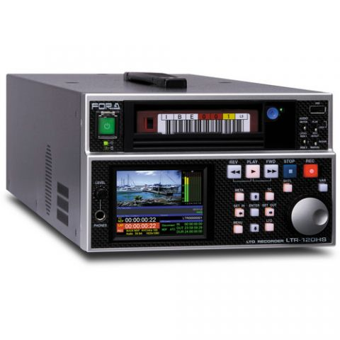 For.A Linear Tape Open LTR-120HS AVC Intra Video Archiving Recorder by For.A