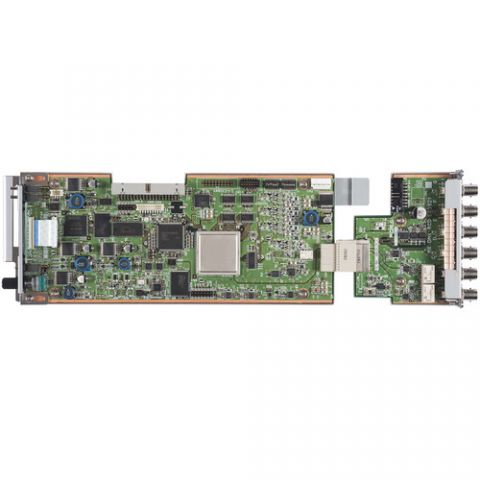 For.A Analog Audio Input Card for UFM-30MUX Multiplexer by For.A