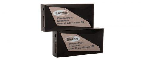 Gefen EXT-DP-CP-2FO DisplayPort Extender over Fiber Optic Cable by Gefen