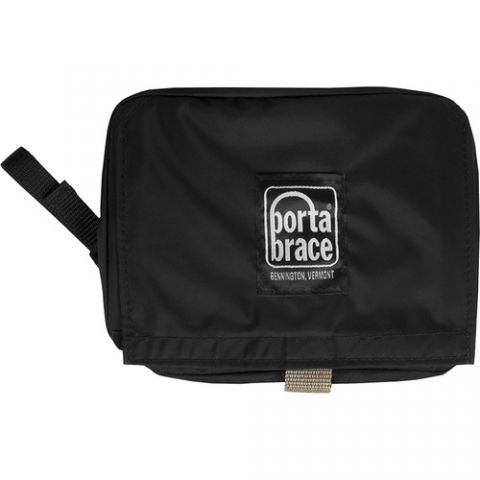 Porta Brace LC-6X8 Large Lens Cover with Built-In White Balance Card, Set of 3 by Porta Brace