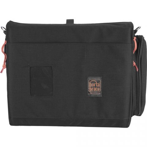 Porta Brace DJ-265MIX Soft Protective Carrying Case for DJ-265MIX Portable DJ Mixer by Porta Brace