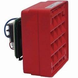 Bosch ET-1010-R Speaker, Flush, Vandal-resistant, Red by Bosch Security