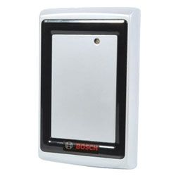 Bosch ARD-AYQ12 RFID Proximity reader: slim metal anti-vandal reader with 26-bit Wiegand output for 125 kHz card technology by Bosch Security