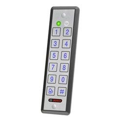 Bosch ARD-AYCE65B RFID Proximity reader: slim access control card reader with piezoelectric keypad and Wiegand output for 125 kHz card technology (EM) by Bosch Security