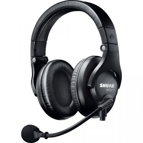 Shure Dual-Sided Broadcast Headset by Shure