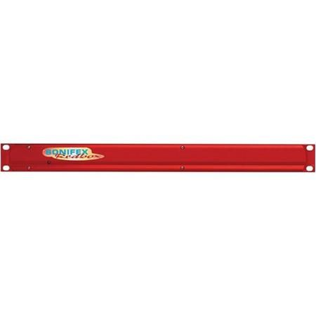Sonifex RB-RK10 Front Rack Kit for Small Redboxes, 10 Pack, Red by Sonifex