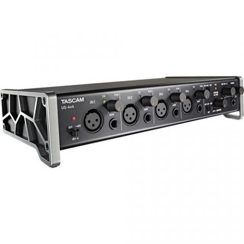 Tascam US-4x4 4-Channel USB Audio Interface by Tascam