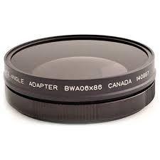CAVISION BWA06x86B-HVX200 0.6x WIDE ANGLE ADAPTER by Cavision