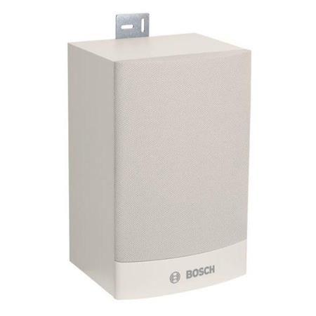 Bosch 6W Cabinet Loudspeaker with Mounting Brackets, 185Hz-17kHz, Single, White by Bosch