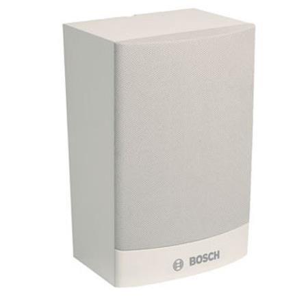 Bosch 6W Cabinet Loudspeaker with Volume Control, 185Hz-17kHz, Single, White by Bosch