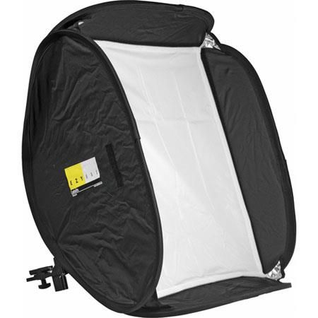 "Lastolite 30x30"" Ezybox Hot Shoe Softbox Kit with Mark II Bracket by Lastolite"
