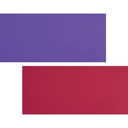 Lastolite 1.8x2.15m (6x7') Plain Collapsible Background, Red/Purple by Lastolite