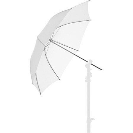 "Lastolite 28"" Fiberglass Umbrella, Translucent, White by Lastolite"