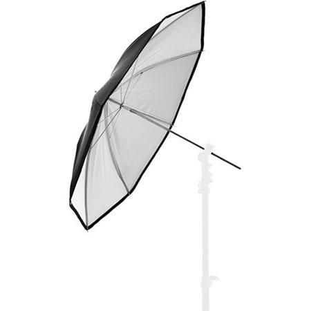 "Lastolite 30"" Fiberglass Umbrella, White, Bounce PVC by Lastolite"