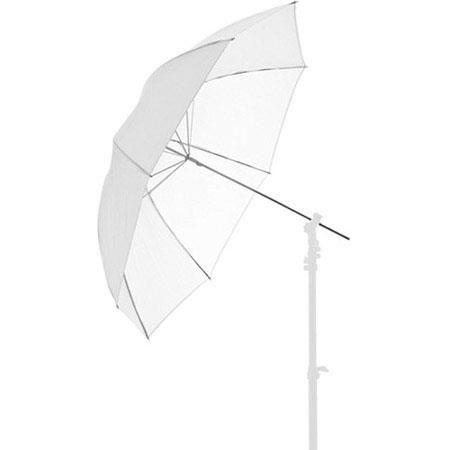 "Lastolite 39"" Fiberglass Umbrella, Translucent, White by Lastolite"