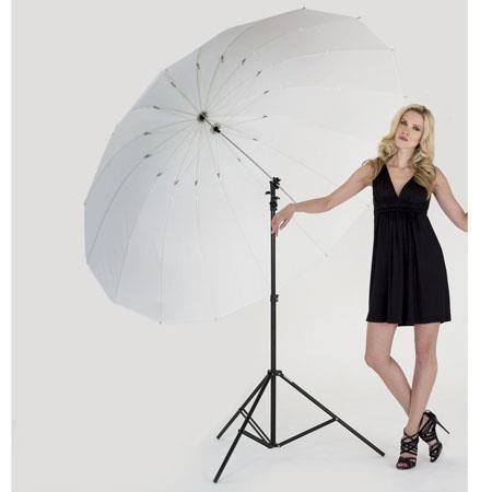 """Lastolite 181cm (71"""") Mega Umbrella, Translucent by Lastolite"""