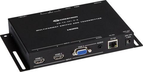 CRESTRON HD-TX-301-C-E Transmitter & 3x1 Auto-Switcher by Crestron