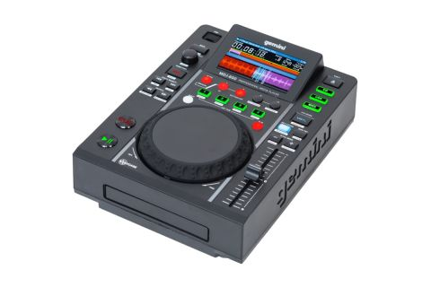 Gemini MDJ-600 Professional CD and USB Media Player and MIDI Controller by Gemini