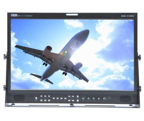 "Bon BSM-213N3G_E 21.3"" 3G-SDI / HDMI LCD Studio Monitor by BON"