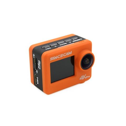 Sincecam Action Cam with 4K Sensor by Sincecam
