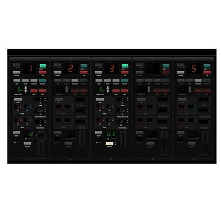 Sony HZC-RCP5 PC-based Remote Control Panel Software for HXC-D70 Studio Camera and HXCU-D70 by Sony