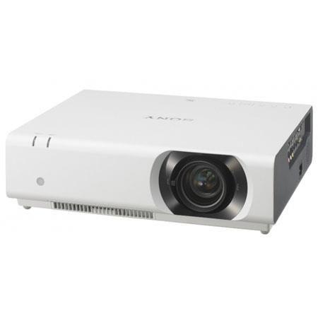 Sony VPL-CH355 WUXGA BrightEra 3LCD Projector, 1920x1200, 4000 Lumens, 16:10 Aspect Ratio, 12W Speaker, 250W Type Lamp, HDMI/USB/HDBaseT by Sony