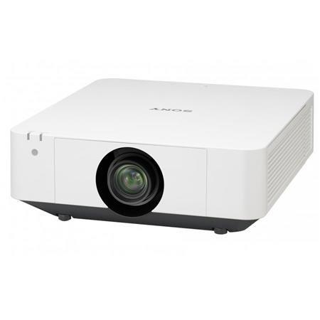 Sony VPL-FH65 WUXGA 3LCD Installation Projector, 1920x1200, 6000 Lumens, White by Sony