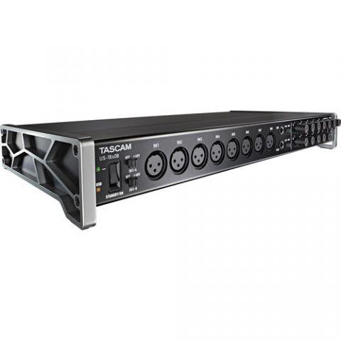 Tascam US-16x08 USB Audio/MIDI Interface by Tascam