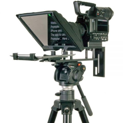 Datavideo TP300-B Teleprompter Kit for iPad and Android Tablets by Datavideo