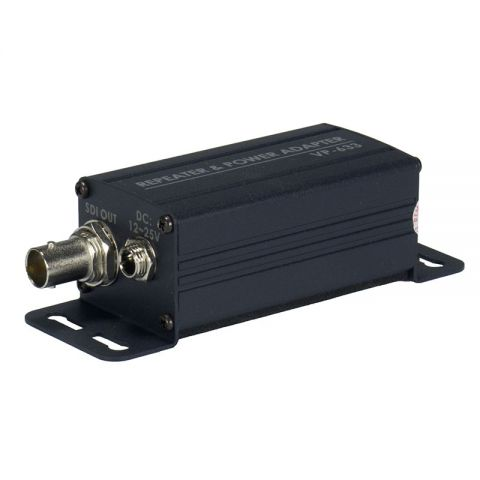Datavideo VP-633 100m SDI Repeater with DC Power Input by Datavideo