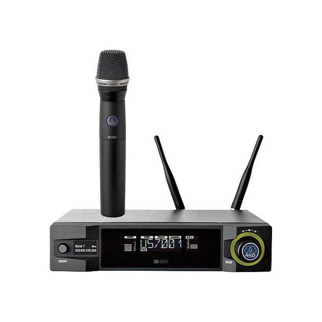 AKG HT4500 Band 7 Reference Wireless Handheld Transmitter