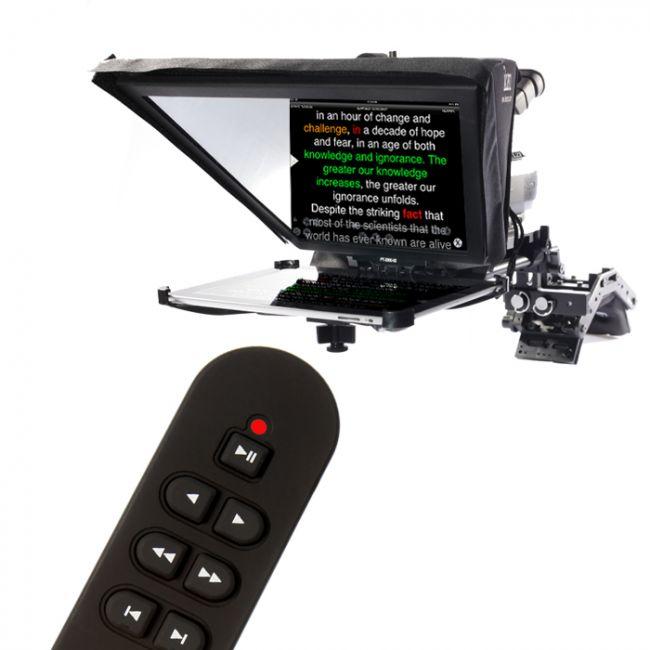 Ikan Elite Remote Bluetooth iPad Teleprompter Remote