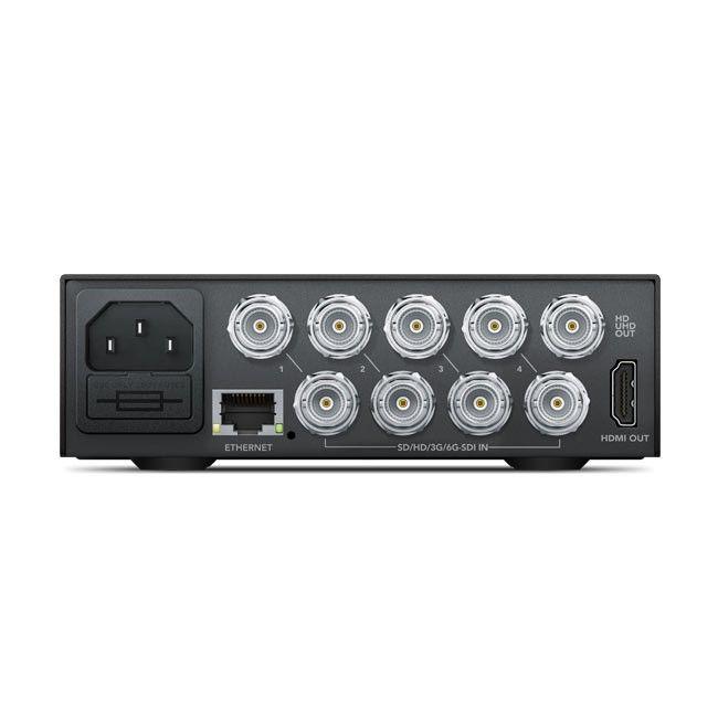 Blackmagic Design Hdl Multip6g 04 Multiview 4