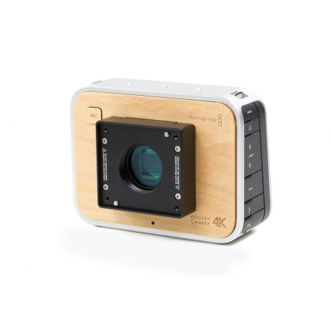 Wooden Camera - BMPC 4K Camera Modification by Wooden Camera