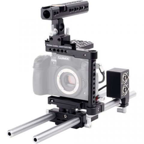 Wooden Camera - Panasonic GH4 Accessory Kit (Advanced) by Wooden Camera
