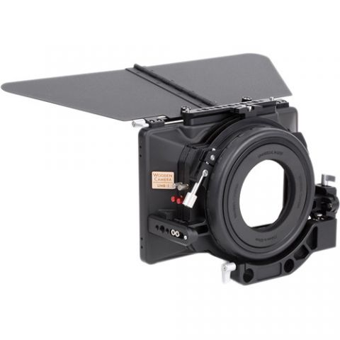 Wooden Camera - UMB-1 Universal Mattebox (Swing Away) by Wooden Camera