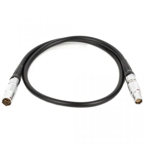 "Alterna Cables - Canon C200, C200B, C300mkII Power Extension (Straight, 24"") by Wooden Camera"